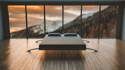 White-and-Black-Mattress-Fronting-the-Mountain.jpg