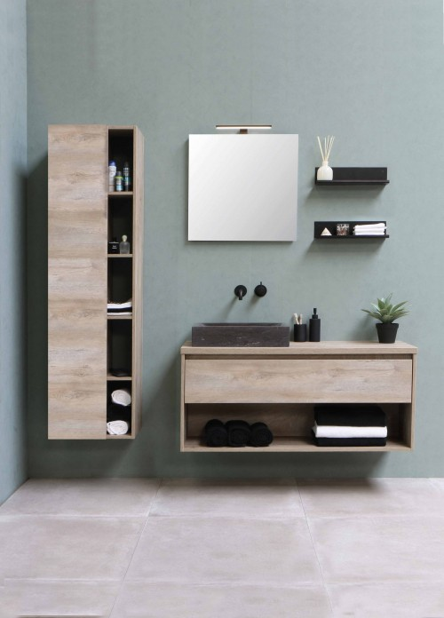 brown-wooden-wall-mounted-cabinet-with-mirror-and-two-black-shelevs-near-gray-wall.jpg