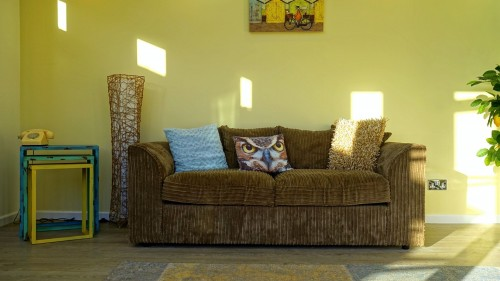 Brown-Corduroy-2-seat-Sofa-Beside-Leafed-Plant.jpg